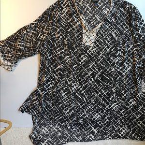 Catherines women's tunic top